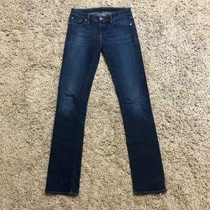 Denim & Supply straight leg long length jeans